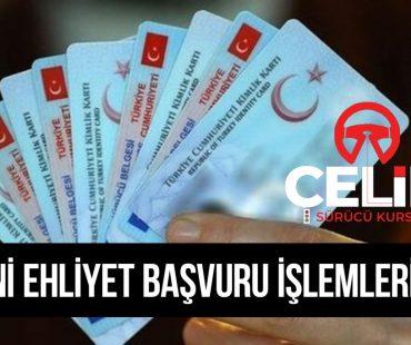 EHLİYET SERTİFİKASI